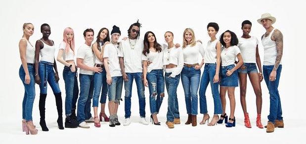 "GAP's Diversity ""Bridge The GAP"" Campaign 2017"