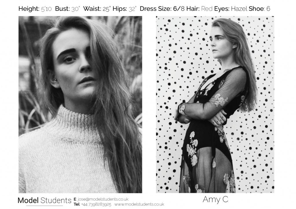 Amy C_Model Students