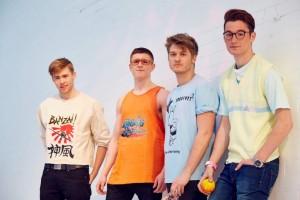 Caleb, Liam, Josh & Dominic