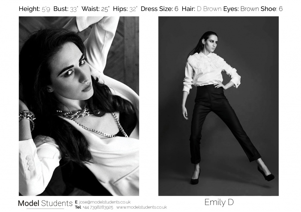 Emily D_Model Students