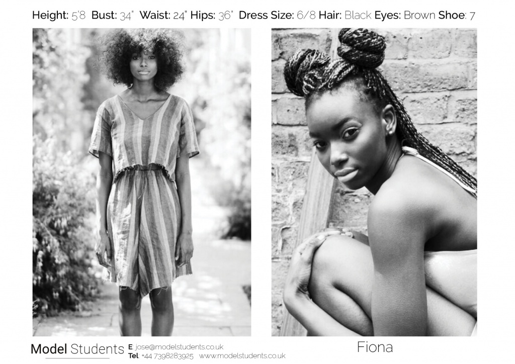Fiona_Model Students