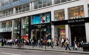 High street stores