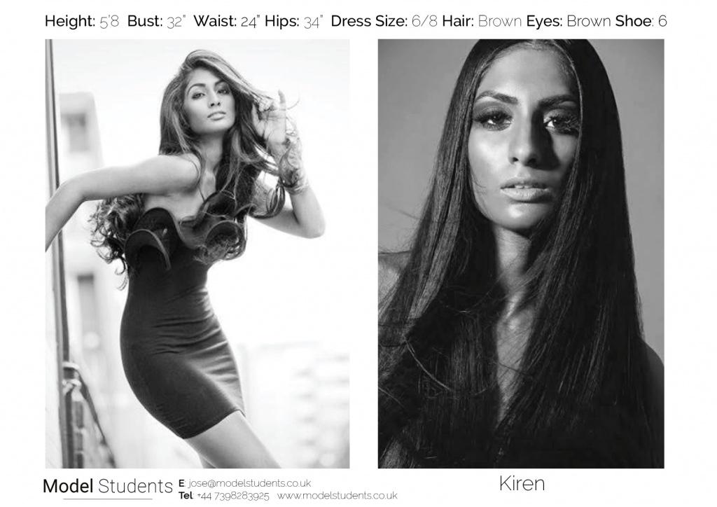 Kiren_Model Students