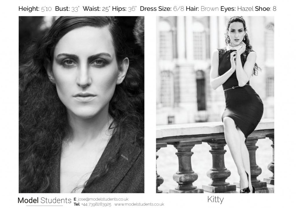 Kitty_Model Students