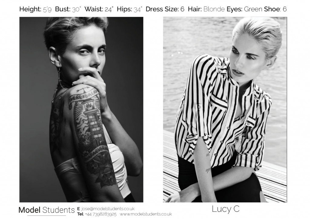Lucy C_Model Students