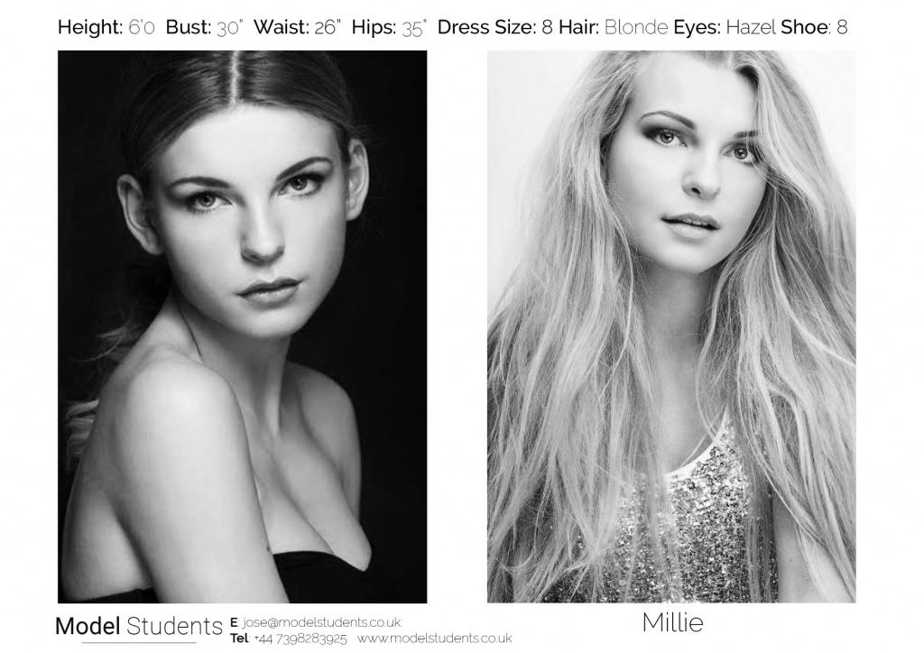 Millie_Model Students